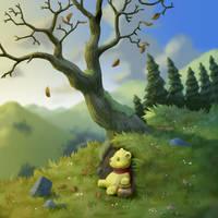 Winnie the Pooh - Fan Art