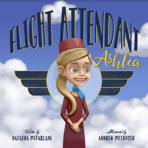 Flight Attendant Ashlea