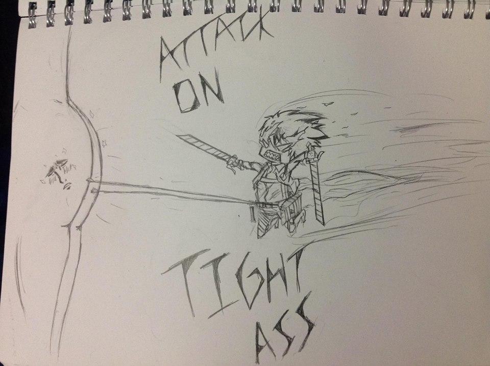 Attack That Ass