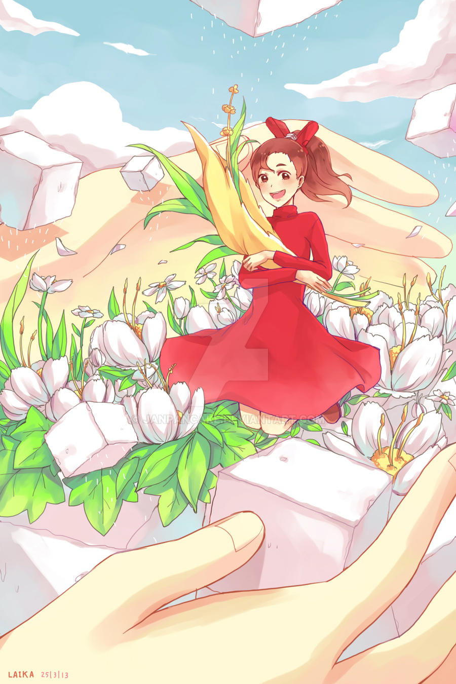 Arrietty by janpancake