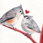 Tufted Love by ZoeStanleyArts