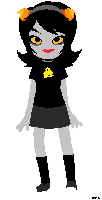Trollsona ID by ZoeStanleyArts
