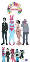 Monster Anthology Slime Concepts