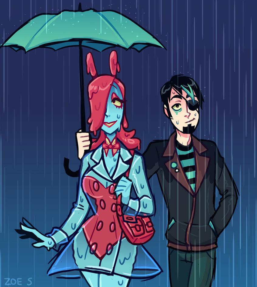 Rain By ZoeStanleyArts On DeviantArt