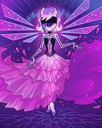 Nightmare Tabbi by ZoeStanleyArts
