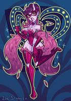 Priscilla Velvet by ZoeStanleyArts