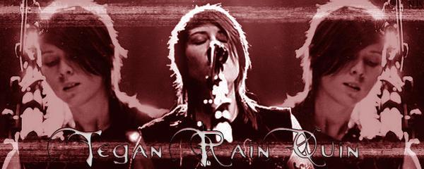 In the Music- Tegan Quin