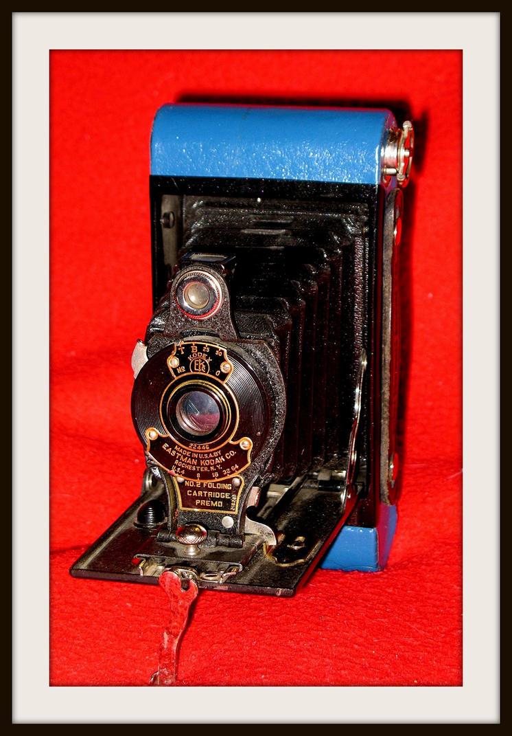 Kodak #2 folding cartridge premo 005 by FallisPhoto