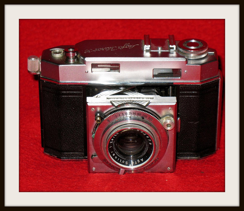 Agfa Karat 36 002 by FallisPhoto