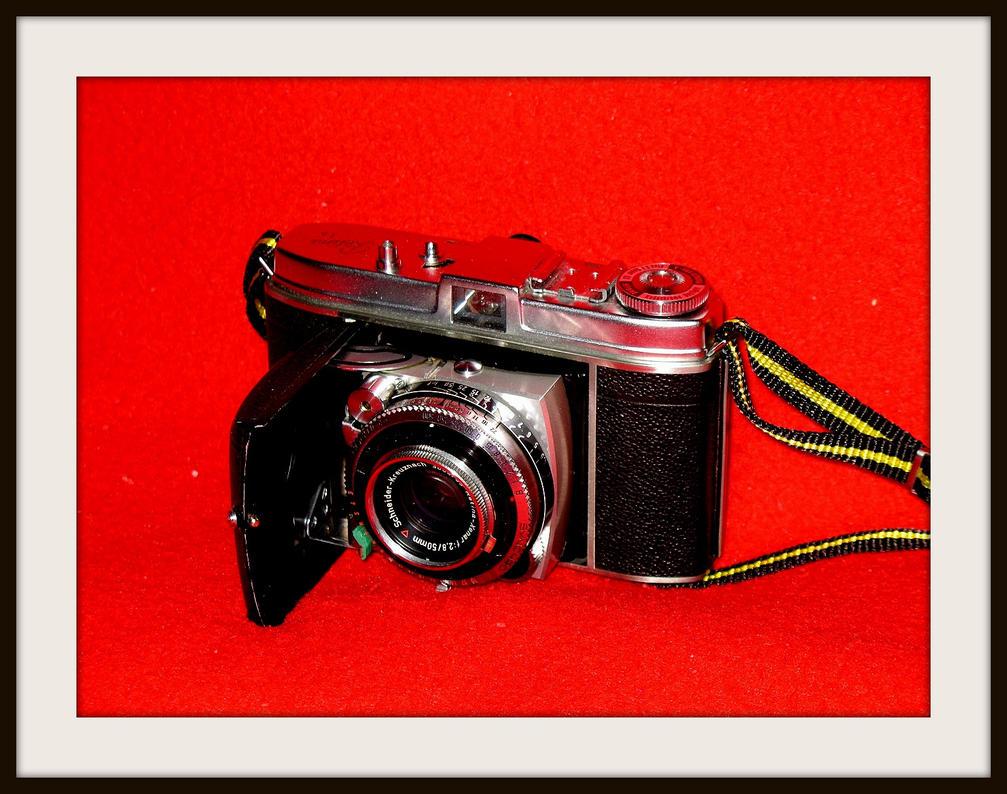 Kodak Retina 1b by FallisPhoto