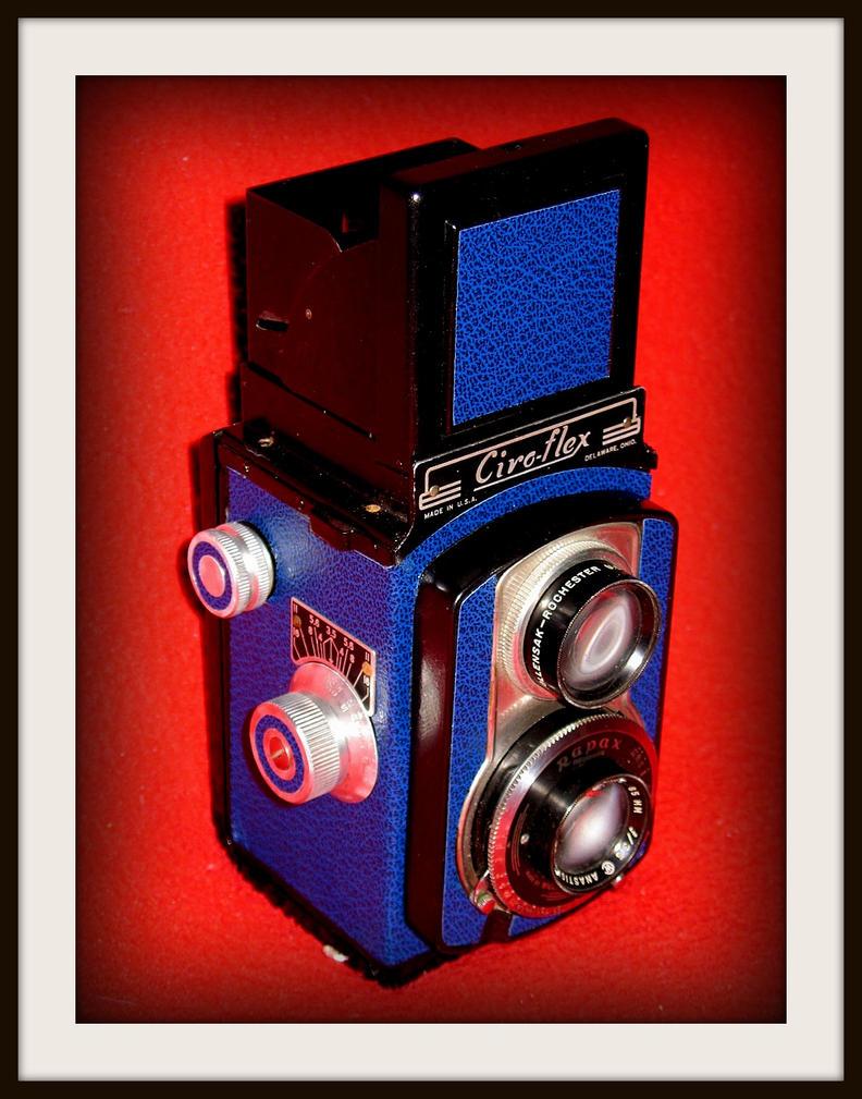 Ciro Flex in blue by FallisPhoto