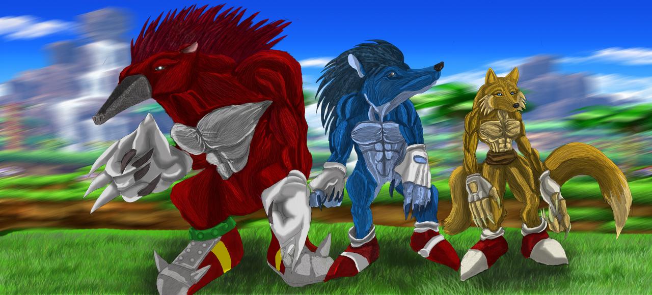 Bilster De Mutant Hedgehog-Thing by TheOneandOnlyPsycho on DeviantArt