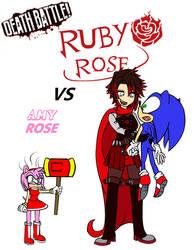 Rose vs Rose - Death Battle