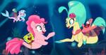 One small think...Underwater Fun by UrhangrZerg