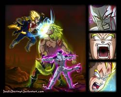 UF Origins - Lord. King. Beast by DeadlyChestnut