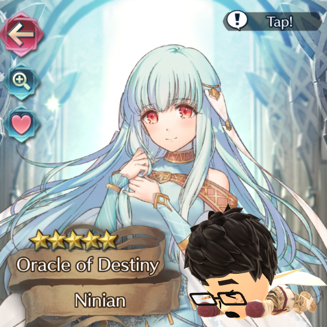 Well, I got Ninian.. by SuperMLbros