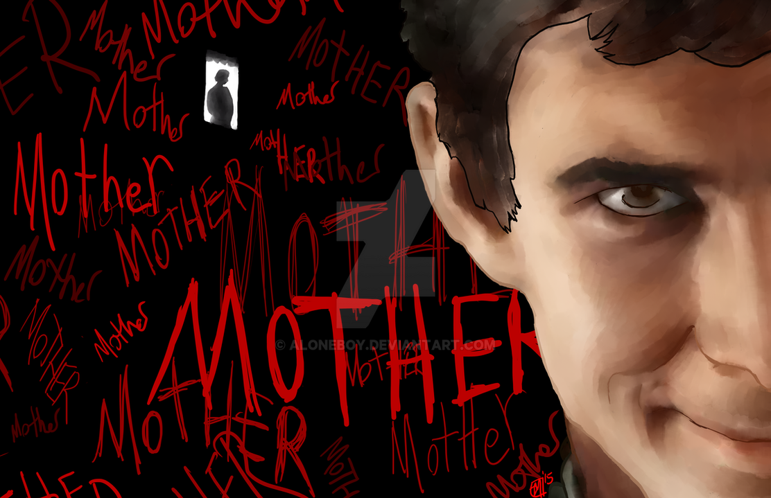 Norman bates by aloneboy