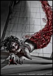 Crimson Mermaid by Anathema-Photography