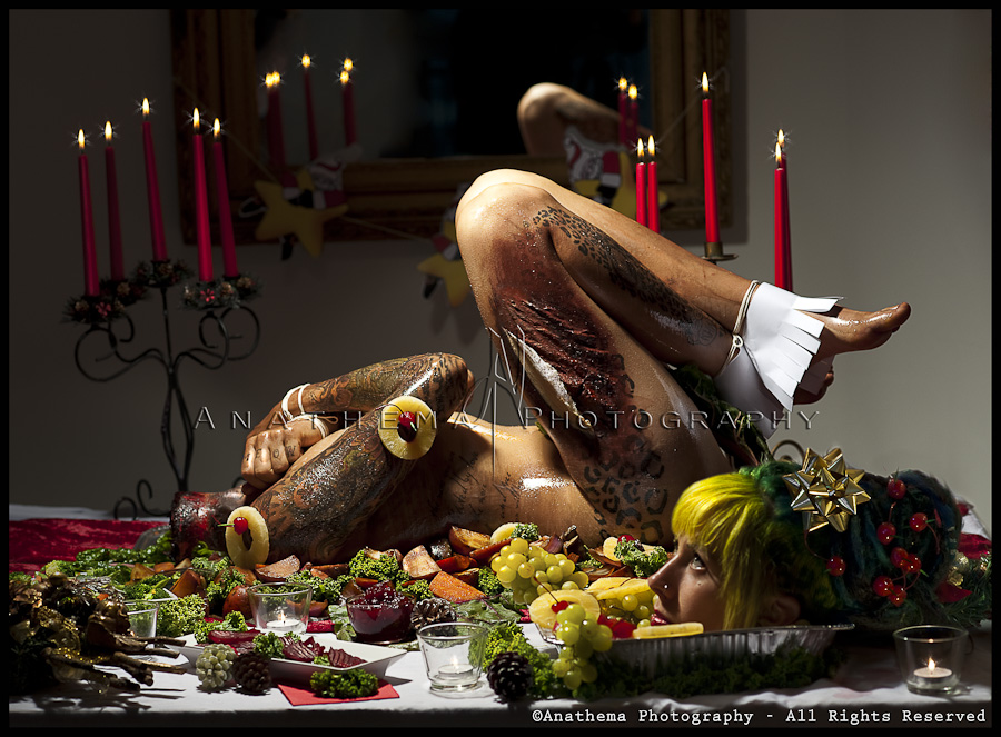 Succulent Sacrifice by Anathema-Photography