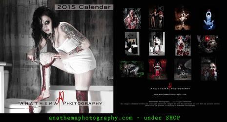 2015 Anathema Photography Calendar