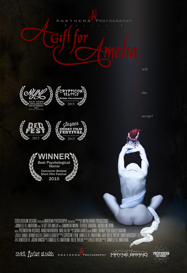 A Gift for Amelia (Short Film) by Anathema-Photography