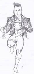 Superboy by bizgr8