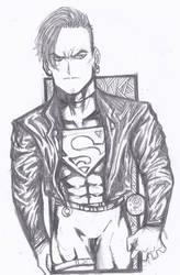 Superboy - manga influeneced by bizgr8