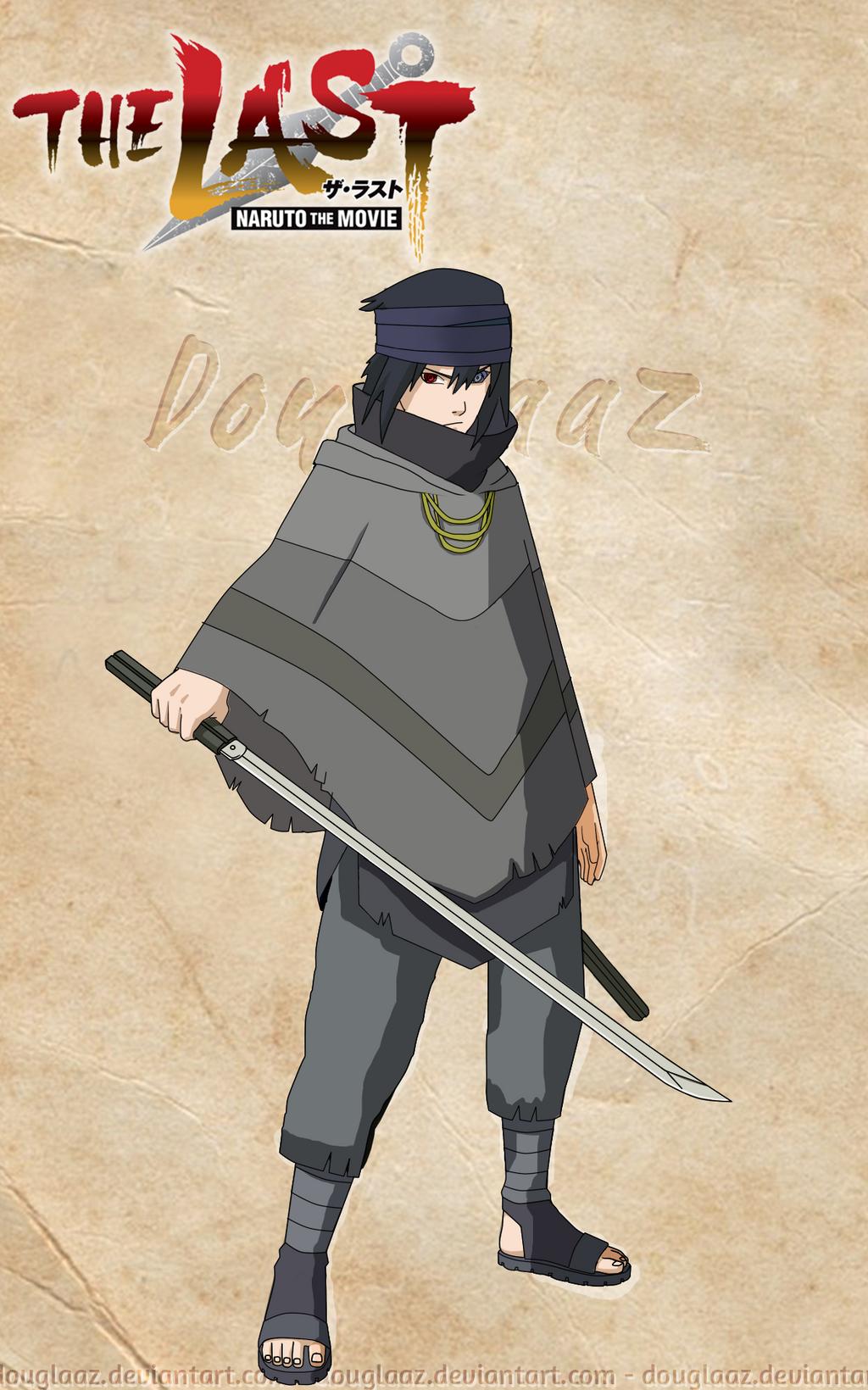 Sasuke - The Last: Naruto the Movie by douglaaz on DeviantArt