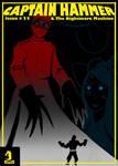 Captain Hammer Comic Cover