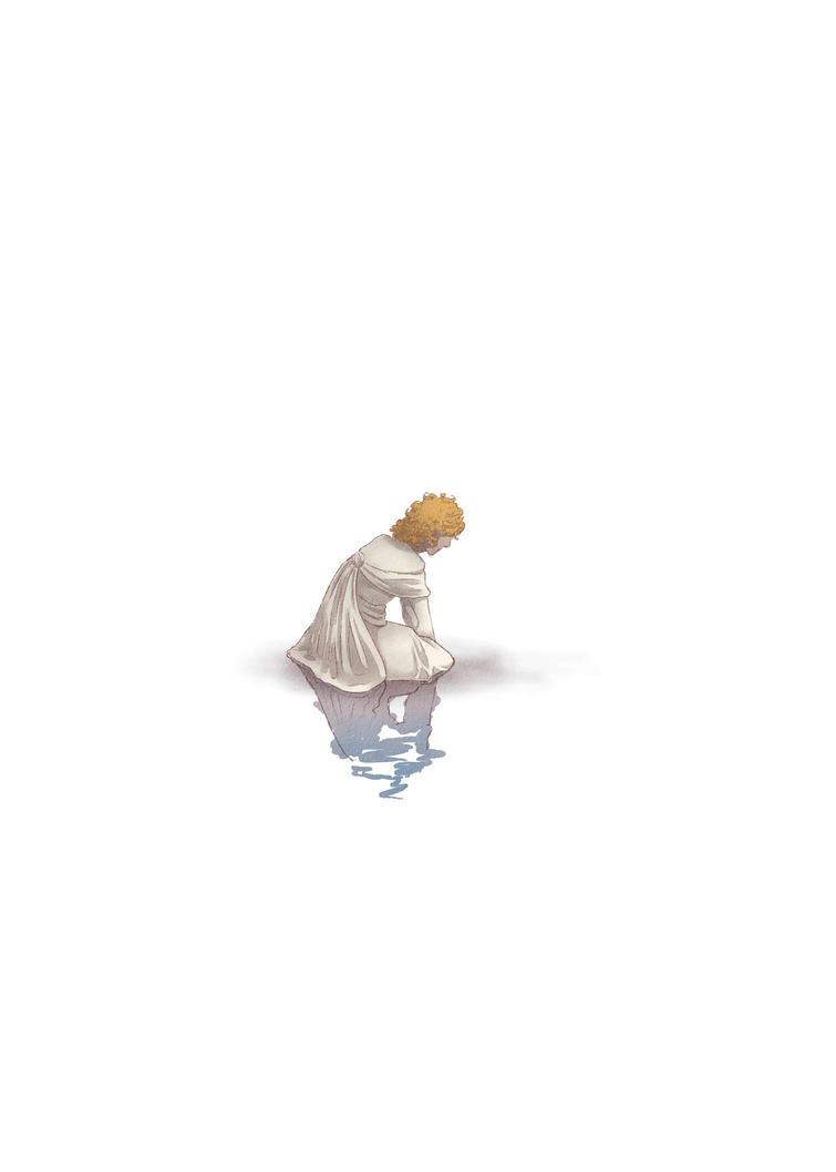 Narcissus by mllebienvenu