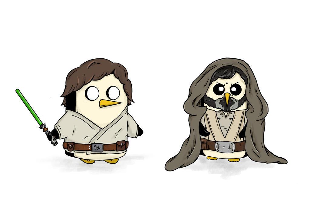 Adventure Time X Star Wars by nadineballantyne