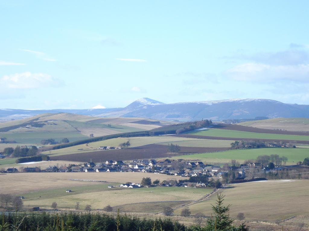 View From Bennachie by randompoppet