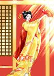 Robin coloredo Op manga