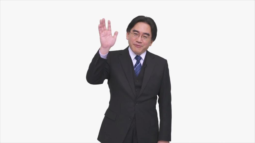 Satoru Iwata by NoLimit5