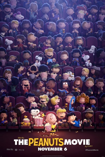 Peanuts-movie-poster by NoLimit5