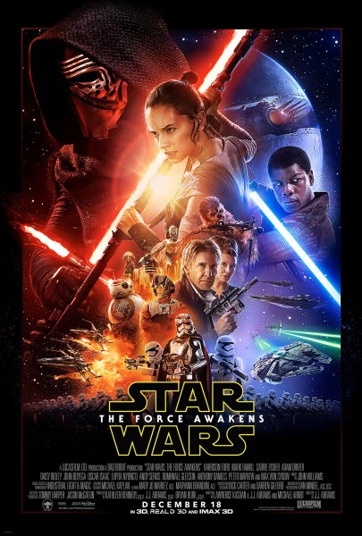 Star-wars-force-awakens-official-poster by NoLimit5