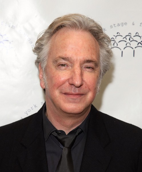 Alan Rickman by NoLimit5