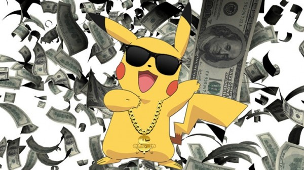 Pokemon-it-prints-money by NoLimit5