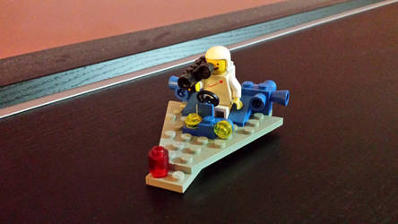 Lego Land Nineteen-Eighty-Something Space Guy #2 by Faxwell23