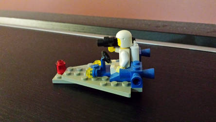 Lego Land Nineteen-Eighty-Something Space Guy #3 by Faxwell23