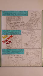 The Man Who Gets Really Mad About Cheese [Page 1] by Faxwell23