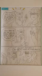 The Man Who Gets Really Mad About Cheese [Page 2] by Faxwell23