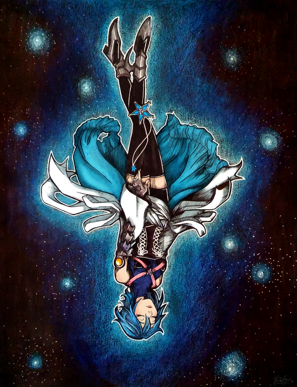 aqua 02 birth by sleep by xariin on deviantart