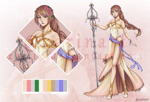 ADOPTABLE #1 - Mage (OPEN) - EDIT: NEW PRICE!