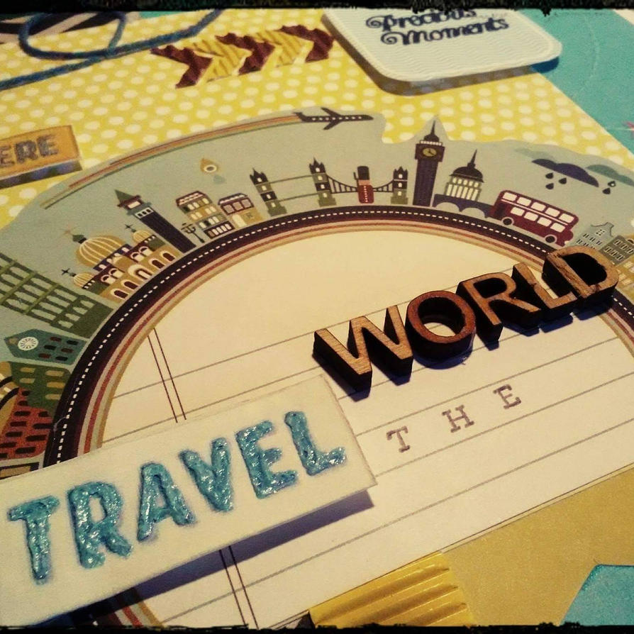 travel photobook by briellemade