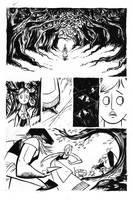 The Cave of  Daneil page 1 by MissMatzenbatzen