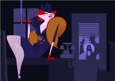 Agent by MissMatzenbatzen