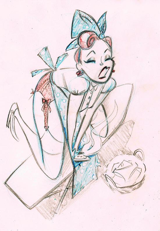 Lilly Tiger by MissMatzenbatzen