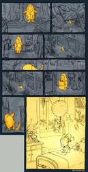 I love comics by MissMatzenbatzen