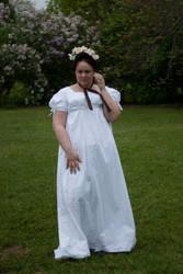 Regency Day Dress